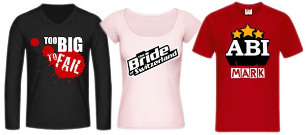 pretty nice 7f455 4fb44 T-Shirt selbst gestalten und individuell bedrucken ab 1 Stück